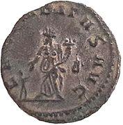 Antoninianus - Salonina (FECVNDITAS AVG) -  reverse