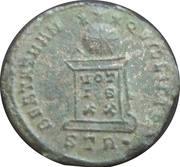 Nummus - Constantinus I (BEATA TRANQVILLITAS) – reverse