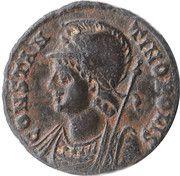 Centenionalis - Constantinus I (Antioch mint) – obverse