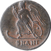 Centenionalis - Constantinus I (Antioch mint) – reverse