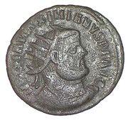Radiate - Maximianus I (CONCORDIA MILITUM) – obverse