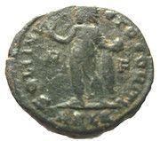 Follis - Constantinus I (SOLI INVICTO COMITI, Arles mint) – reverse