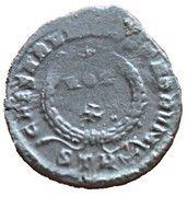 Nummus - Constantinus II (Vot X) – reverse