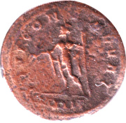 Antoninianus - Diocletianus (IOVI CONSERVATORI) – reverse