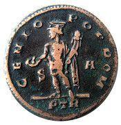 Follis - Constantinus I (GENIO POP ROM) – reverse