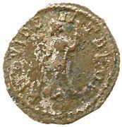 Antoninianus - Diocletianus (IMP DIOCLETIANVS AVG, PROVIDENTIA DEOR, Providentia standing) – reverse