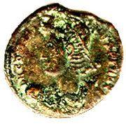 Maiorina - Constantius II (FEL TEMP REPARATIO; Cyzicus) – obverse