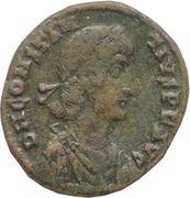 Nummus Constantius II (FEL TEMP REPARATIO; Alexandria mint) – obverse