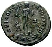 Follis - Constantinus I (IOVI CONSERVATORI AVGG; Cyzicus mint) – reverse