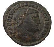 Follis - Constantinus I (IOVI CONSERVATORI AVGG; Heraclea) – obverse