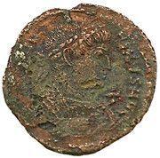 Follis - Constantinus I (BEATA TRANQVILLITAS ; Trier Mint) – obverse
