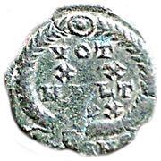 Follis - Constans I (VOT XX MVLT XXX; Antioch) – reverse