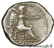 Quinarius  (Porcia: Cato Uticensis; M CATO PRO PR / VICTRIX) – reverse