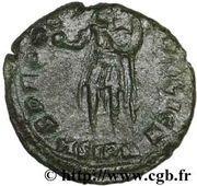 ½ Maiorina - Constantius II (SPES REIPVBLICAE) – reverse