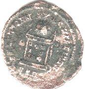 Follis - Constantinus I (BEATA TRANQUILLITAS) – reverse