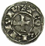 1 Denier - Thibaut VI de Blois – reverse