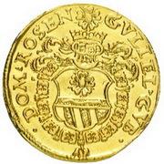 1 Ducat - Wilhelm of Rosenberg – obverse