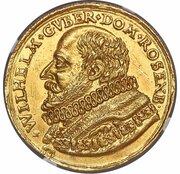 4 Ducat - Wilhelm of Rosenberg – obverse
