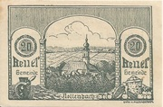 20 Heller (Rottenbach) -  obverse