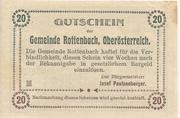 20 Heller (Rottenbach) -  reverse