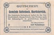 30 Heller (Rottenbach) -  reverse