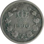10 Bani - Carol I – obverse