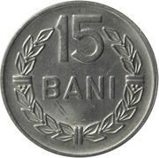 15 Bani -  reverse
