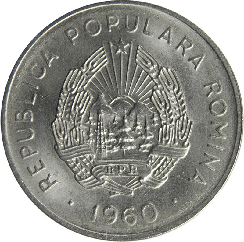 25 Bani Romania Numista