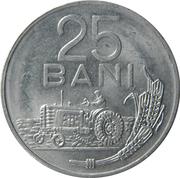 25 Bani -  reverse
