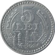 5 Lei -  reverse