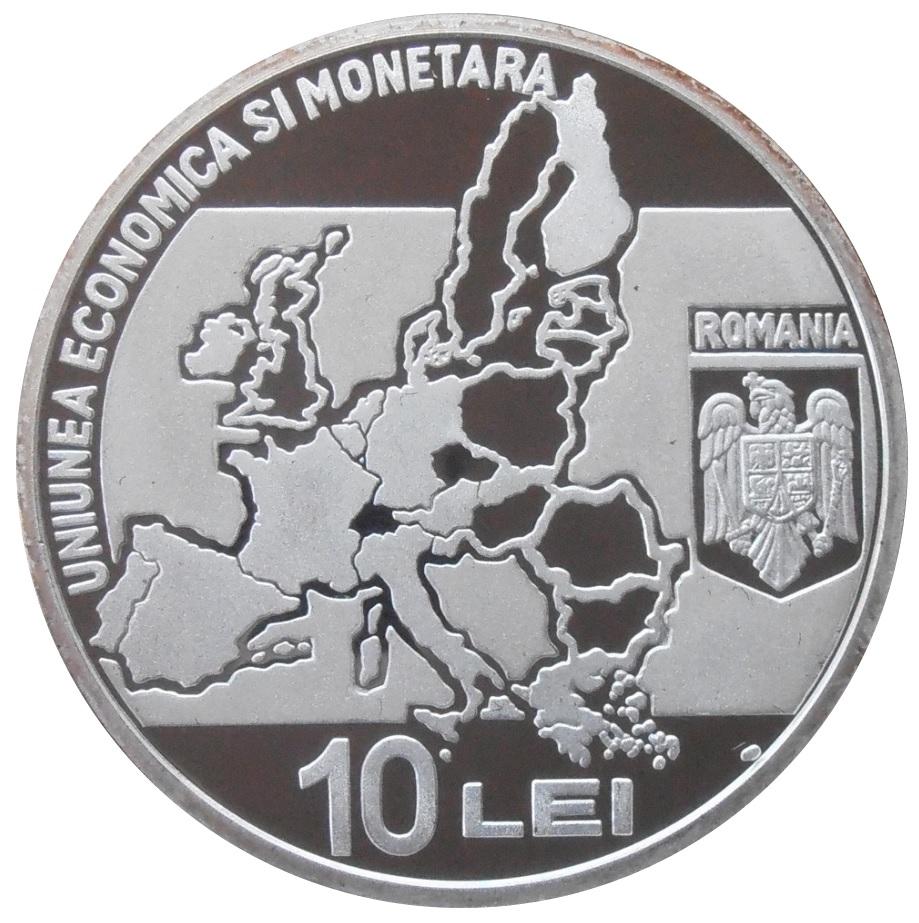 10 lei in euro