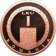 1 Leu (Publius Ovidius Naso) -  obverse