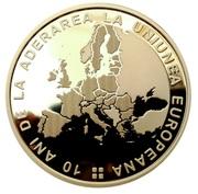 50 Bani (European Union) -  reverse