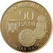 50 Bani (Carol I) -  obverse