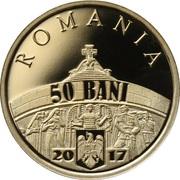 50 Bani (Romanian Army's victories) -  obverse
