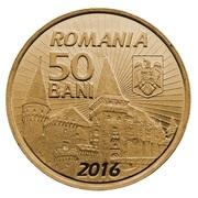 50 Bani (Iancu de Hunedoara) -  obverse