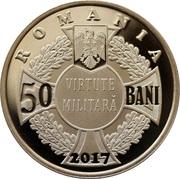 50 Bani (Ecaterina Teodoroiu) -  obverse