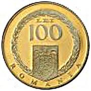 100 Lei (Publius Ovidius Naso) -  obverse