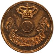 20 Bani (Piefort) – obverse