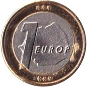 1 Europ -  reverse
