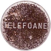 Telephone Token - Telefoane – obverse