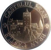 Token - Bran Castle (Dracula) – reverse