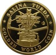 Golden World Coin - Salina Turda – obverse