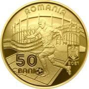 50 Bani (2020 European Football Championship) -  obverse