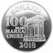Medal - Great Union – obverse