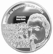 Medal - Alexandru Ioan Cuza – obverse