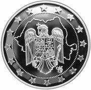 Medal - King Mihai I – reverse