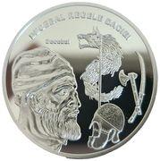 Medal - Decebalus – obverse