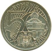 50 Bani (Mircea cel Bătrân) -  obverse