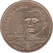 50 Bani (Aurel Vlaicu) -  reverse